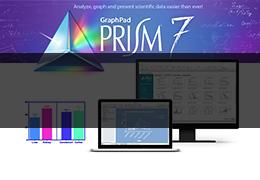 使用Prism软件做常规柱形图,折线图,热图的零基础教程